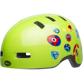 Bell Lil Ripper - Casque de vélo Enfant - vert